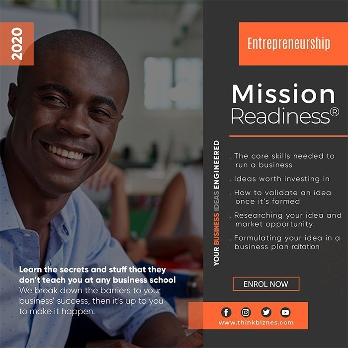 MissionReadiness® – Entrepreneurship